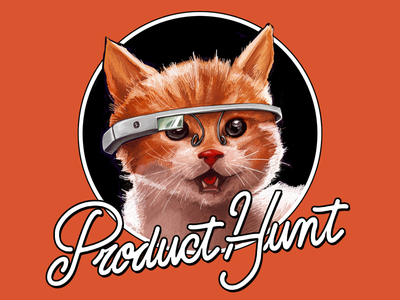 Product hunt kitten
