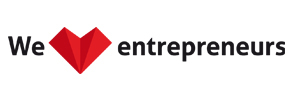 Logo we love entrepreneurs 2