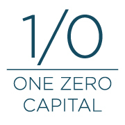 One zero square logo