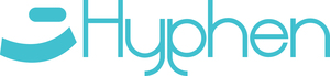 Hyphen name and logo