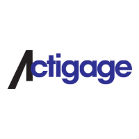 Actigage logo