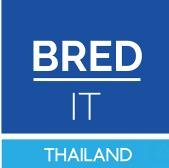 Bred it logo