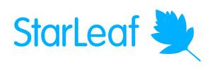 Starleaf logo print